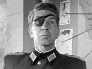You're looking a tad ill there, Mr von Stauffenberg.