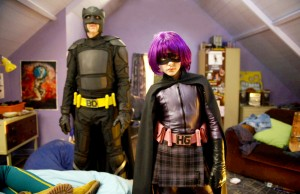 The modern day Batman and Robin. Kind of. Well, not really...