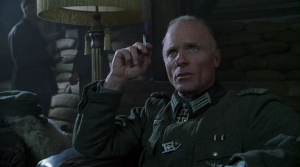 You mean you were expecting an actual German to play this role? Nein!