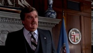 Kenneth Mars. Comedy legend. Lowered his standards to do this film.