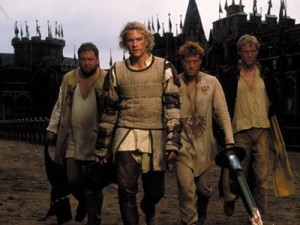 The plans for Reservoir Dogs: Medieval Edition were quickly shelved.