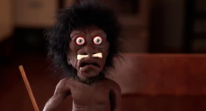 Your only reason for watching Ooga Booga.