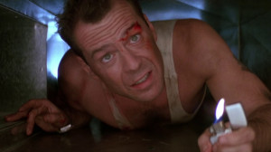 The ducts at Nakatomi were a top holiday destination.