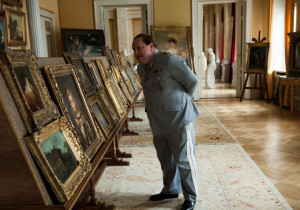 Goering planned to eat all of it. Even the frames.