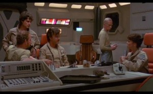 Hmm, this looks a little familiar. But 70s beige instead of 70s white. Where's John Hurt when you need him?