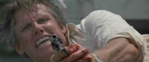 Busey couldn't cope with the fact Swayze was stealing Reeves away from him.