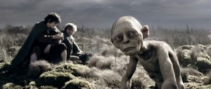 Gollum had just discovered that his favourite team had been relegated.