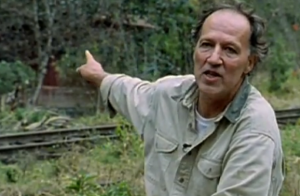 """""""And it was over there that Kinski did horrific things to a chicken."""""""