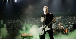 Say what you will, Metallica's live sets never fail to impress.