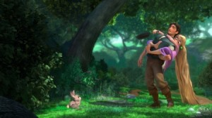 The bunny rabbit, a girl's natural enemy.