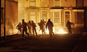 The Troubles, or 28 Days Later? Or both?