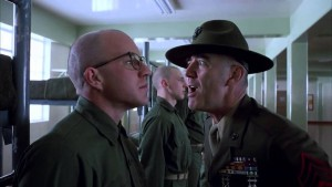 Hartman took his boot camp freakiness all the way up to 11.