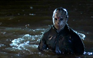 Besides killing teenagers, Jason's other hobbies included ice hockey and standing in rivers.