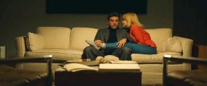 """""""This sofa is far too big."""""""