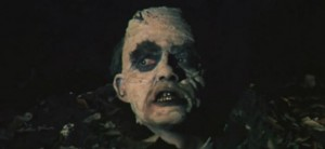After rising from the dead, this zombie went on to become Bill Murray of Ghostbusters fame.