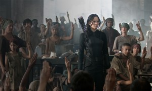 Katniss felt incredibly out of place.
