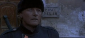 Rutger Hauer and his amazing hat.