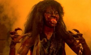 Tina Turner has let herself go a bit.